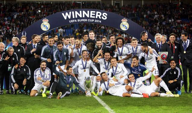 Real Madrid Fc Imagen Png